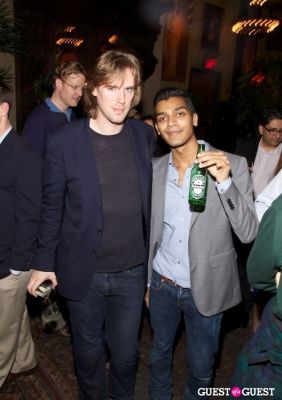 daniel reynolds in 2012 NYC Innovators Guest List Party Sponsored by Heineken