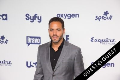 daniel sunjata in NBCUniversal Cable Entertainment Upfront