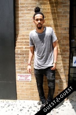 daniel vasquez in Summer 2014 NYC Street Style