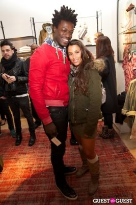 noa neve in Scotch & Soda Launch Party
