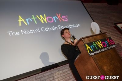 daniela mendelsohn in ArtWorks 2012 Art Auction Benefit
