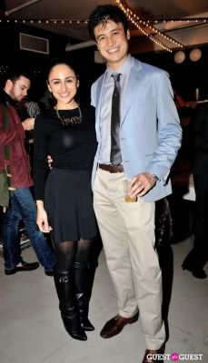 daniela zakarya in Luxury Listings NYC launch party at Tui Lifestyle Showroom