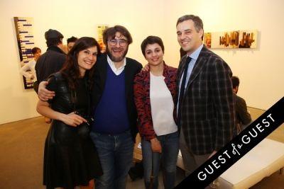 daniele basso in Dalya Luttwak and Daniele Basso Gallery Opening