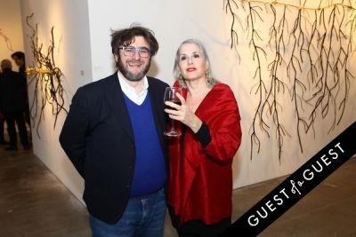 dalya luttwak in Dalya Luttwak and Daniele Basso Gallery Opening
