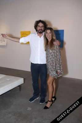 daniele sigalot in BLUE AND JOY at Galleria Ca' d'Oro New York