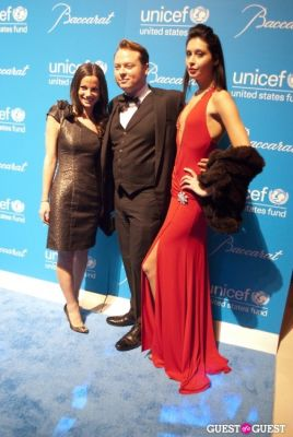 kerrybrook ellis in The Seventh Annual UNICEF Snowflake Ball