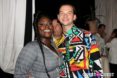 danielle brooks in New York magazine and The Cut's Fashion Week Party