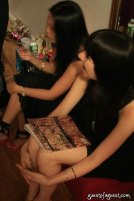 danielle cardona in Tiffany Koury Trunk Show