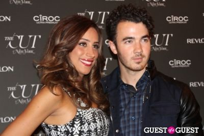 kevin jonas in New York magazine and The Cut's Fashion Week Party