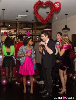 marko milosavljevic in SPiN Standard Presents Valentine's '80s Prom at The Standard, Downtown