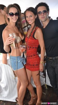 danielle epstein in Day and Night Brunch July 4th Weekend