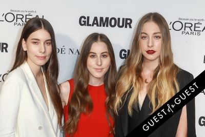 alana haim in Glamour Magazine Women of the Year Awards