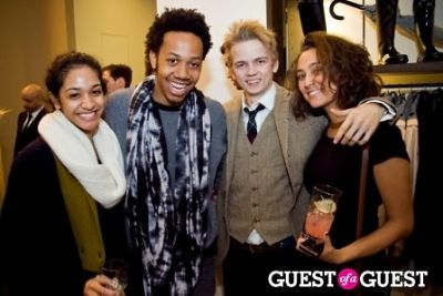 mykaila dudley in Buberry/Elle Party