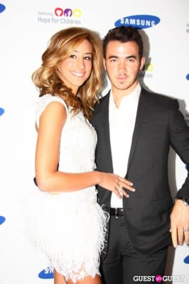 kevin jonas in Samsung 11th Annual Hope for Children Gala