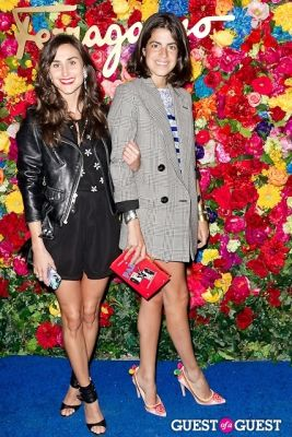 leandra medine in Ferragamo Celebrates The Launch of L'Icona