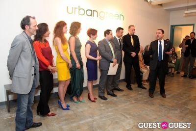jon paul-lupo in UrbanGreen Launch Party
