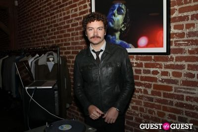 danny masterson in Mick Rock Book Release