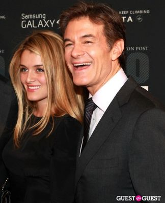 daphne oz in 2011 Huffington Post and Game Changers Award Ceremony