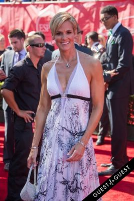dara torres in The 2014 ESPYS at the Nokia Theatre L.A. LIVE - Red Carpet