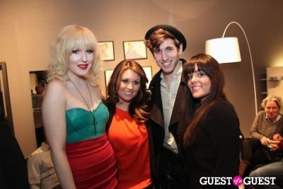 wesley nault in Pop Up Event Celebrating Beauty, Art & Fashion