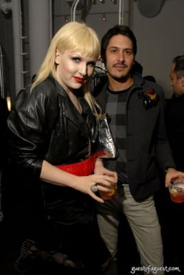 darian darling in Amanda Lepore Perfume Launch