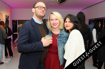 emily kowzan in Refinery 29 Style Stalking Book Release Party