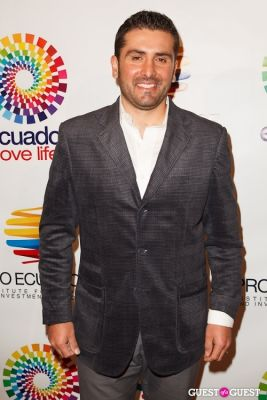 dario martinez in ProEcuador Los Angeles Hosts Business Matchmaking USA-Ecuador 2013