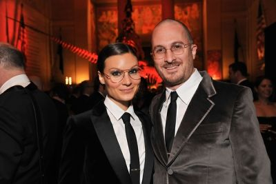 darren aronofsky in American Museum of Natural History Gala 2014