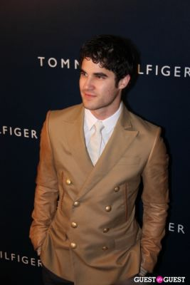 darren criss in Tommy Hilfiger West Coast Flagship Grand Opening Event