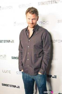 "dash mihok in ""Sunset Strip"" Premiere After Party @ Lure"