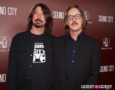 dave grohl in Sound City Los Angeles Premiere