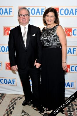 dave salari in COAF 12th Annual Holiday Gala