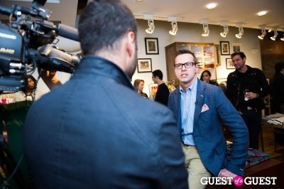 david arbuthnot in GANT Spring/Summer 2013 Collection Viewing Party