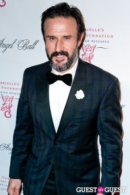 david arquette in Gabrielle's Angel Foundation Hosts Angel Ball 2012