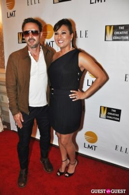 david arquette in WHCD Leading Women in Media hosted by The Creative Coalition, Lanmark Technology and ELLE