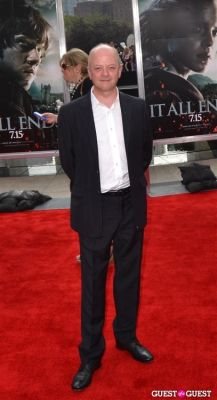david barron in Harry Potter And The Deathly Hallows Part 2 New York Premiere