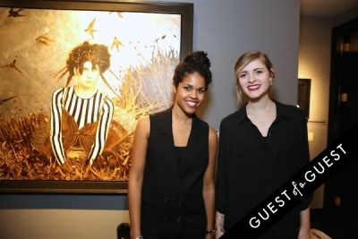 amy chandra-browne in Select celebrates at Arcadia Gallery
