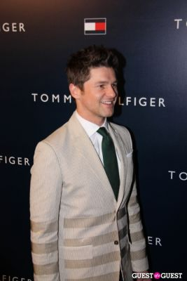 david burtka in Tommy Hilfiger West Coast Flagship Grand Opening Event