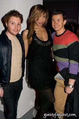 david chines in Life Ball NY Preview Party