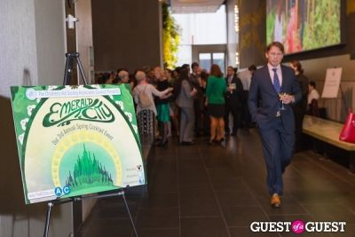 david clausen in Children's Aid Society Emerald City Gala