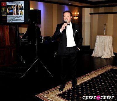 david cote in Champagne & Song Gala Celebrating Sage Eldercare