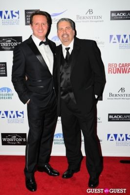 ed egan in Champagne and Caroling: A Black Tie Event For Broadway Dreams