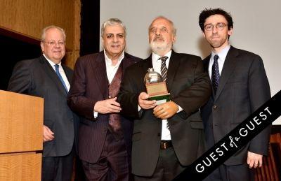 david dangoor in New York Sephardic Film Festival 2015 Opening Night