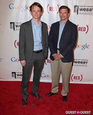 eric brown in The 15th Annual Webby Awards