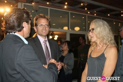 matt petersen in The Santa Monica Bay Restoration Foundation 25th Anniversary Celebration