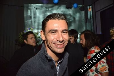 david holsterhoff in Bluesmart Opening Launch Party