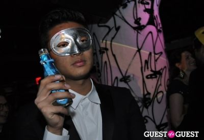 david k.-chen in Creative Time Fall Fundraiser: Flaming Youth - Masquerade Tribute to the Chelsea Arts Ball