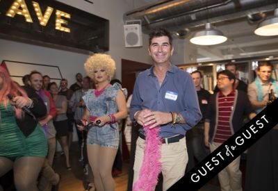 david kennedy in iCRAVE:BINGO NYCxDesign Fundraiser for The New Challenge