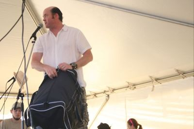 david koechner in FYF Fest 2010