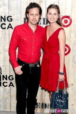 lauren bush-lauren in FEED USA + Target VIP